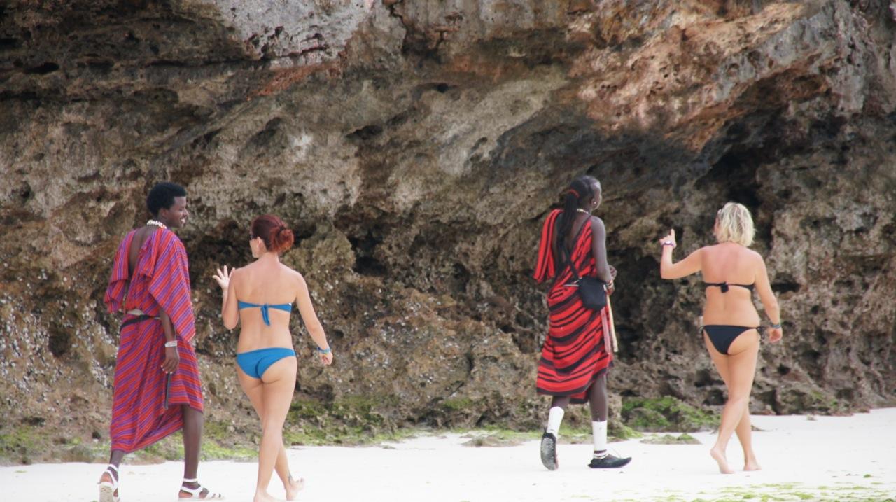 A triste realidade do turismo sexual na Tailndia