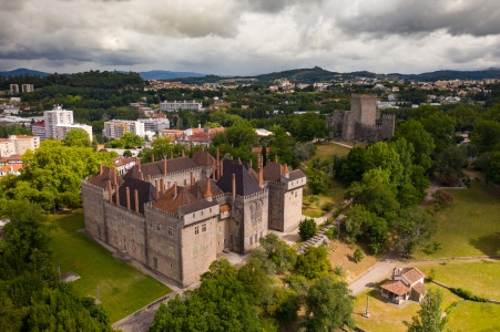 O Palácio dos Duques. Foto: Alexandre Suplicy